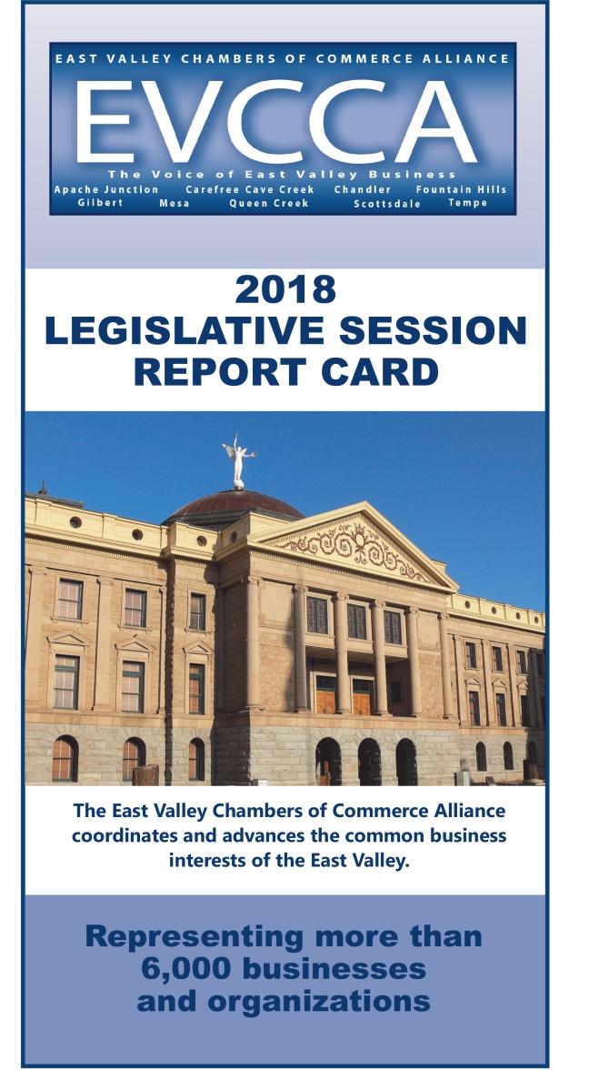 EVCCA Report Card 1