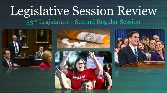 2018 Legislative Review