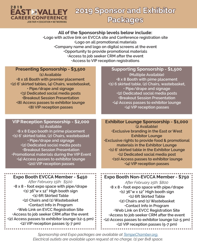 Evcca Sponsors